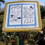 sites amis panneau plage Benalnatura