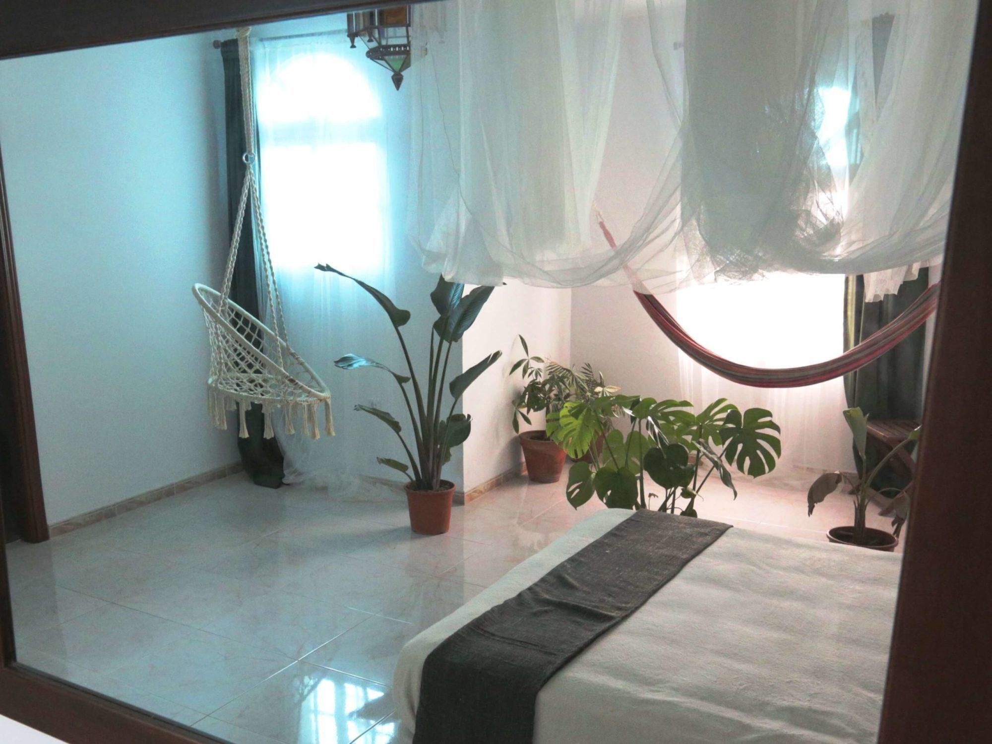 Chambre Tropicale
